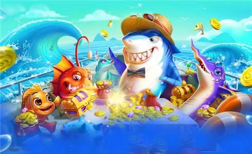 五彩斑斓的海底世界,各种造型可爱的鱼儿,丰富的道具,让捕鱼游戏成了