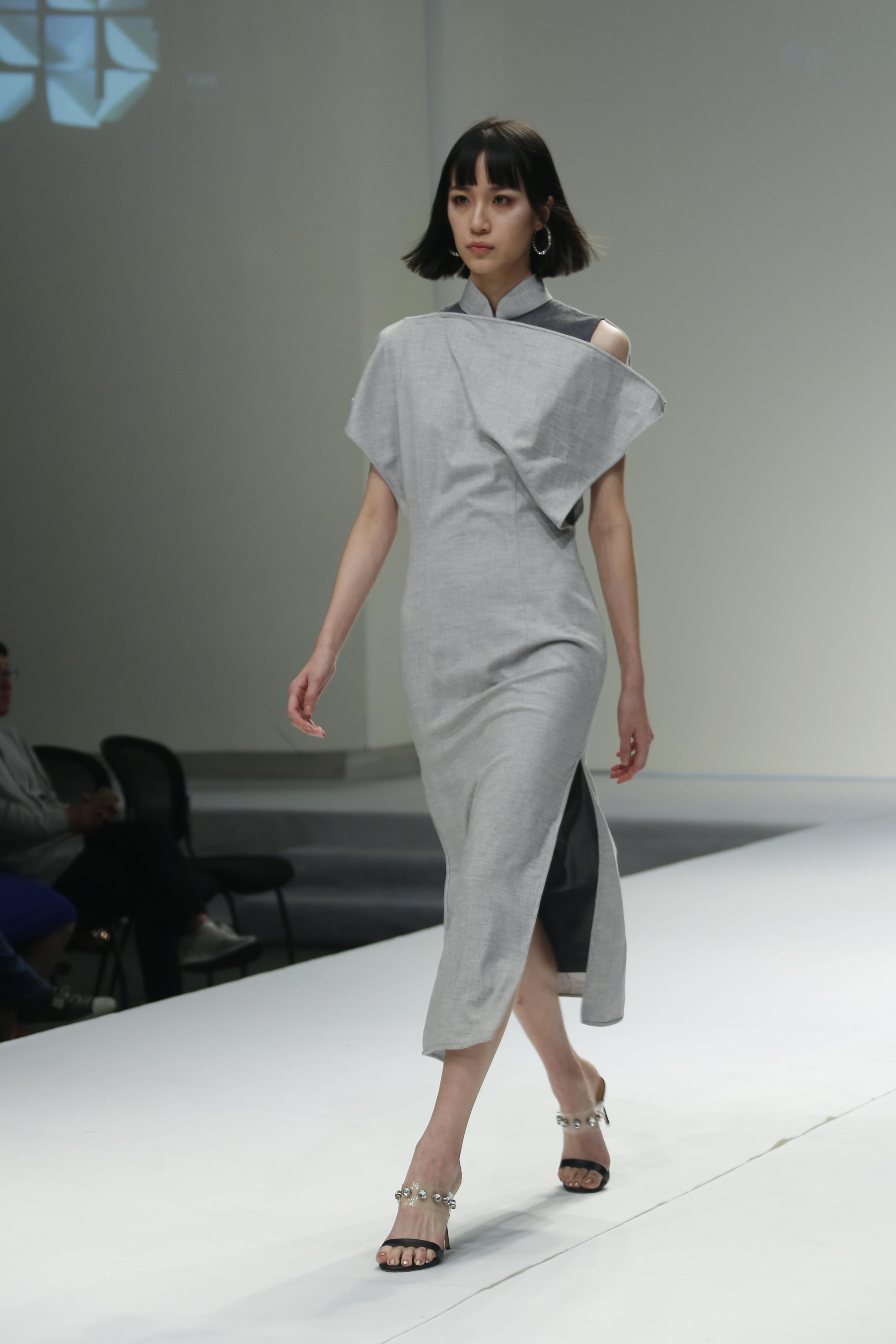 上海时尚之都以科技之名为旗袍赋能,亮相爱丁堡艺术节