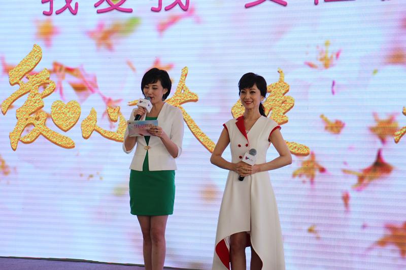 """""""不老女神""""赵雅芝助力公益,爱自己才能更好爱家人-焦点中国网"""