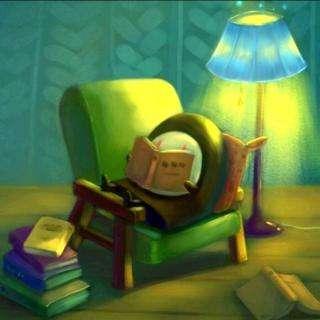 夜晚看书2